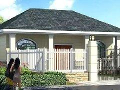 未来人居丨8款一层别墅设计,带庭院与车库